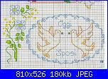 Cuscinetti portafedi* ( Vedi MATRIMONIO ) - schemi e link-cuscino_portafedi_3-jpg