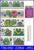 Bordi per bambini (lenzuolini ed altro) schemi e link-asciugamani-3-jpg