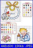 Bambini* ( Vedi INFANZIA) - schemi e link-bavaglino-jpg