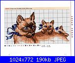 Gatti e Gattini - schemi e link-puntocruz-05-jpg