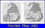 Salvagocce - grembiule per bottiglia - schemi e link-b-3-jpg