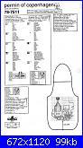 Salvagocce - grembiule per bottiglia - schemi e link-b-2-jpg