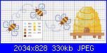 Asciugapiatti - schemi e link-api-ed-alveare-jpg