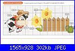 Mucche* ( Vedi ANIMALI ) - schemi e link-136464887-jpg