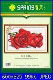 Rose, Roses, Rosas, Rosen - schemi e link-2141_761051-jpg