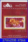 Rose, Roses, Rosas, Rosen - schemi e link-00-jpg
