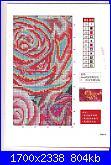 Rose, Roses, Rosas, Rosen - schemi e link-10-jpg