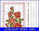 Rose, Roses, Rosas, Rosen - schemi e link-a1-jpg