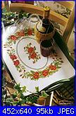 Rose, Roses, Rosas, Rosen - schemi e link-vassoio-jpg