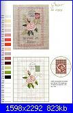 Rose, Roses, Rosas, Rosen - schemi e link-img095-jpg