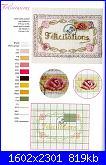 Rose, Roses, Rosas, Rosen - schemi e link-img096-jpg