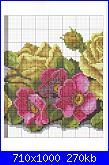 Rose, Roses, Rosas, Rosen - schemi e link-3-jpg