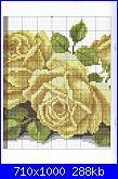 Rose, Roses, Rosas, Rosen - schemi e link-5-jpg