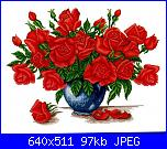 Rose, Roses, Rosas, Rosen - schemi e link-rose-rosse-jpg
