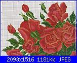 Rose, Roses, Rosas, Rosen - schemi e link-rose-rosse-1-jpg