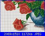 Rose, Roses, Rosas, Rosen - schemi e link-rose-rosse-3-jpg
