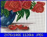 Rose, Roses, Rosas, Rosen - schemi e link-rose-rosse-4-jpg
