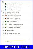 Rose, Roses, Rosas, Rosen - schemi e link-key-jpg