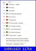 Rose, Roses, Rosas, Rosen - schemi e link-key-1-jpg