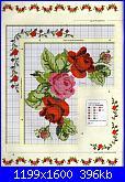 Rose, Roses, Rosas, Rosen - schemi e link-tovaglia-rose-1-jpg