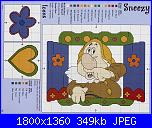 Biancaneve e i sette nani  schemi e link-1770196128533420011-jpg