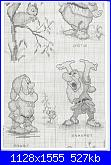 Biancaneve e i sette nani  schemi e link-banner-biancaneve-3-jpg