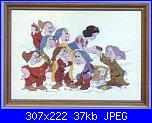 Biancaneve e i sette nani  schemi e link-biancaneve-jpg