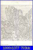 Biancaneve e i sette nani  schemi e link-biancaneve-2-jpg