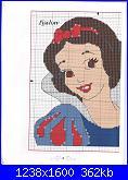 Biancaneve e i sette nani  schemi e link-biancaneve1-jpg