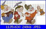 Biancaneve e i sette nani  schemi e link-7-nani-2-jpg