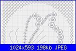 Schemi monocolore - schemi e link-farfalla-1-jpg