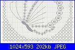 Schemi monocolore - schemi e link-farfalla-3-jpg
