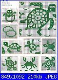 Schemi monocolore - schemi e link-tarta-2-jpg