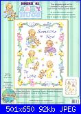 Copertine Bimbi - Schemi e link-72963_someone_new_baby_quilt-jpg