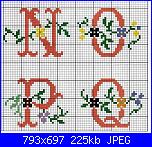 """Alfabeti  """"della nonna """"  ( Vedi ALFABETI ) - schemi e link-puntodecruz-rba-alfa-4-jpg"""