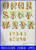 "Alfabeti  ""della nonna ""  ( Vedi ALFABETI ) - schemi e link-img651-jpg"