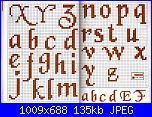 "Alfabeti  ""della nonna ""  ( Vedi ALFABETI ) - schemi e link-img265%5B2%5D-jpg"