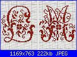"""Alfabeti  """"della nonna """"  ( Vedi ALFABETI ) - schemi e link-alfa-antico-l-m-jpg"""