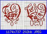 """Alfabeti  """"della nonna """"  ( Vedi ALFABETI ) - schemi e link-alfa-antico-v-w-jpg"""