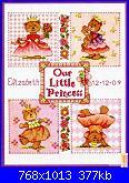 Sampler nascita - schemi e link-our-little-princess-jpg
