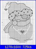 Pupazzi di neve - schemi e link-3-jpg