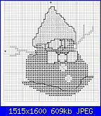 Pupazzi di neve - schemi e link-5-jpg