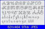 Alfabeti punto scritto e piccoli - schemi e link-b-c-monofilo-1-jpg