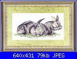 Conigli e Coniglietti - schemi e link-q-jpg