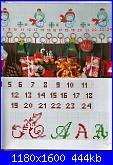 Natale - Il Calendario dell'Avvento - schemi e link-06-jpg