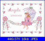 Sampler nascita - schemi e link-dmc-xc0910-little-fairy-jpg