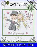 Schemi matrimonio - schemi e link-lvjm784-just-married-jpg