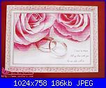 Schemi matrimonio - schemi e link-fedi-e-rose-pic-jpg