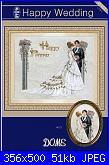 Schemi matrimonio - schemi e link-dome-41107-happy-wedding-jpg