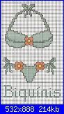 costumi mare / lingerie - schemi e link-1-jpg
